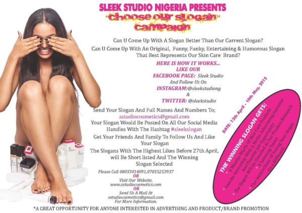 Sleek Change Our Slogan Campaign - BellaNaija - April 2015001