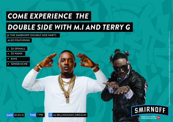 Smirn Off Guaran Doubleside Pary Pre Event - BellaNaija- April 2015001