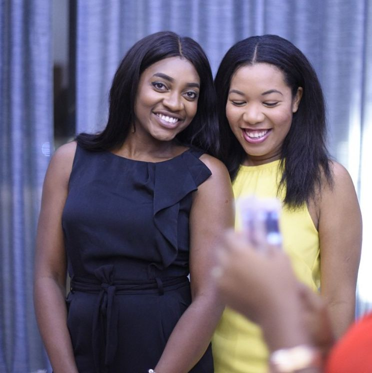 Yanate Banigo & Hauwa Okorie (Managing Partners, Sugarcane Kitchen)