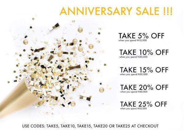 The Artisan Company Anniversary Sale  - BellaNaija - April 2015001