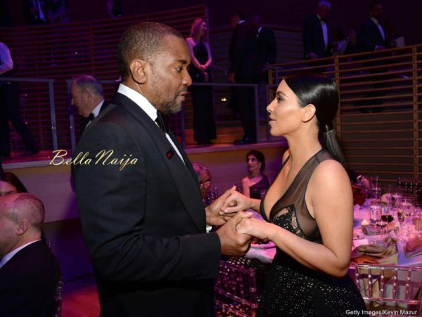 Lee Daniels & Kim Kardashian