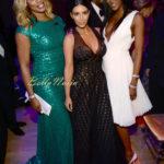Laverne Cox, Kim Kardashian & Naomi Campbell