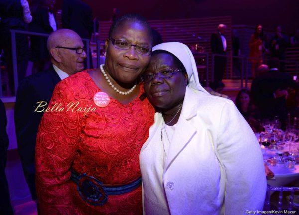 Obiageli Ezekwesili & Rosmary Nyirumbe