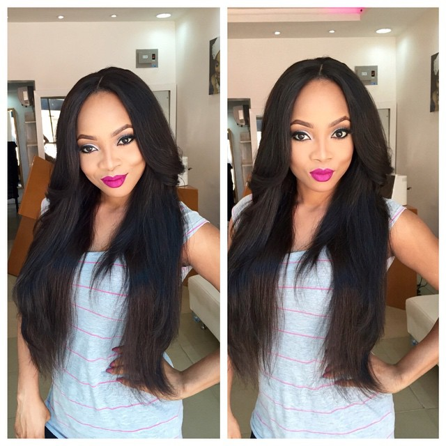Toke Makinwa - Doranne Beauty -April 2015