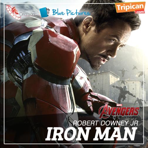 Tripican.com Avengers Age of Ultron - BellaNaija - April2015