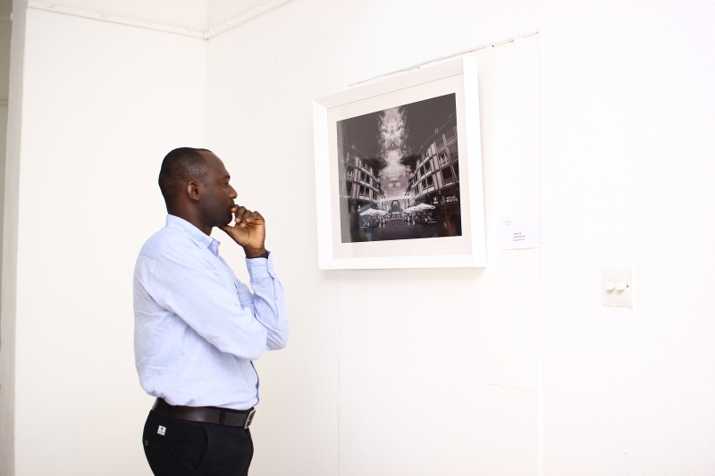Tunji Lana LanaBlack Is Exhibition - BellaNaija - April2015 (1)