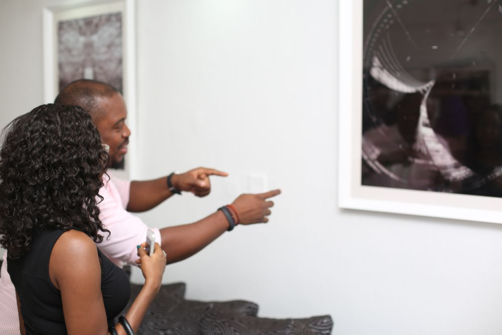 Tunji Lana LanaBlack Is Exhibition - Bellanaija - April2015003
