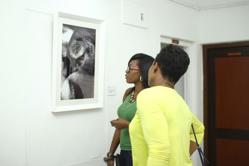 Tunji Lana LanaBlack Is Exhibition - Bellanaija - April2015011