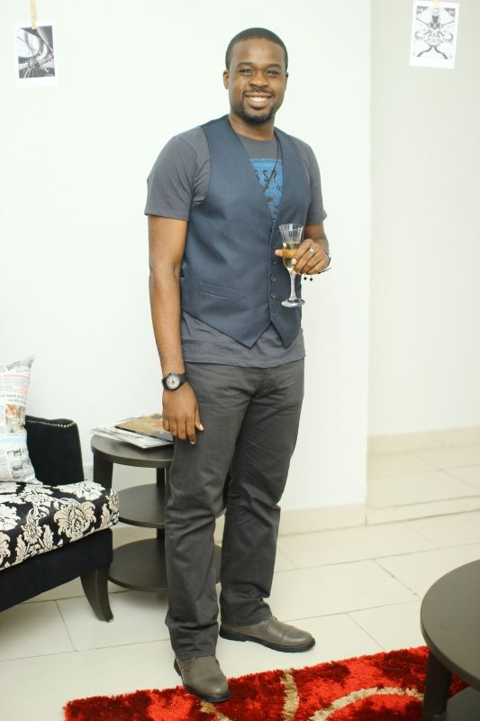Tunji Lana LanaBlack Is Exhibition - Bellanaija - April2015016