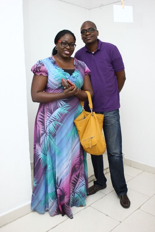 Tunji Lana LanaBlack Is Exhibition - Bellanaija - April2015017