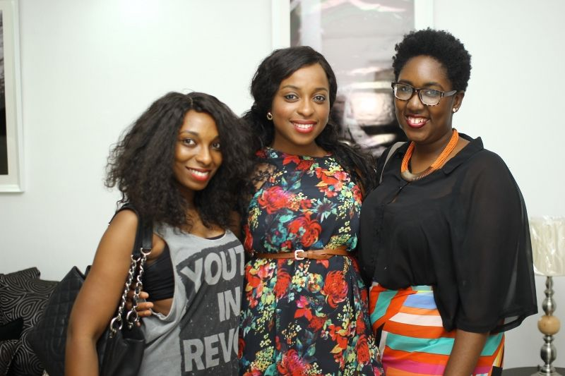 Tunji Lana LanaBlack Is Exhibition - Bellanaija - April2015018