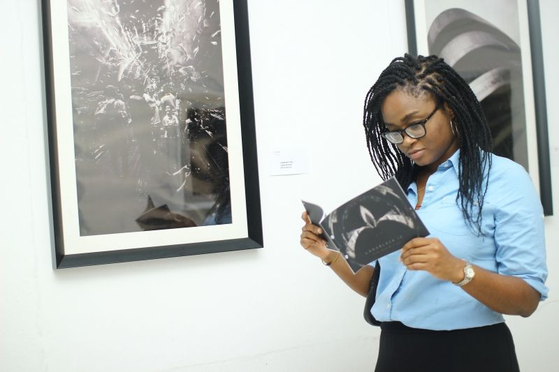 Tunji Lana LanaBlack Is Exhibition - Bellanaija - April2015020
