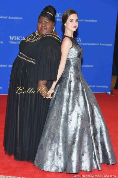Gabourey Sidibe and Bailee Madison