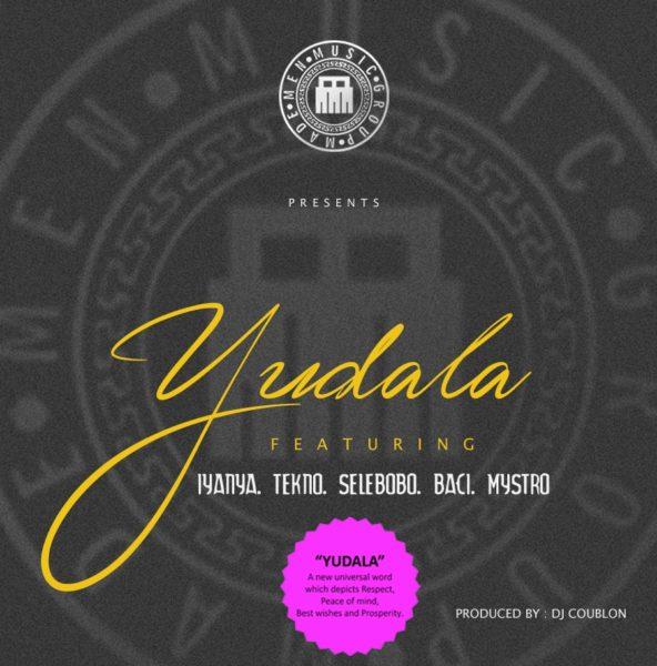 YUDALA CD ART