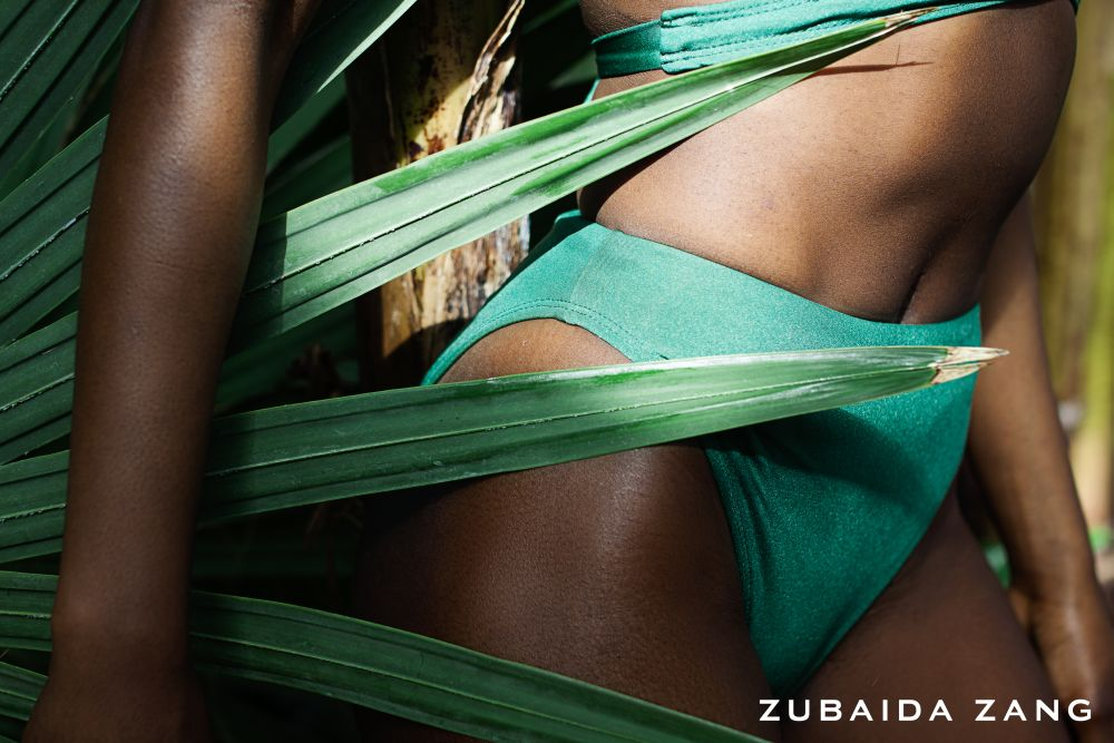Zubaida S Zang WILD Girls of Summer Collection Debut - Bellanaija - March2015003