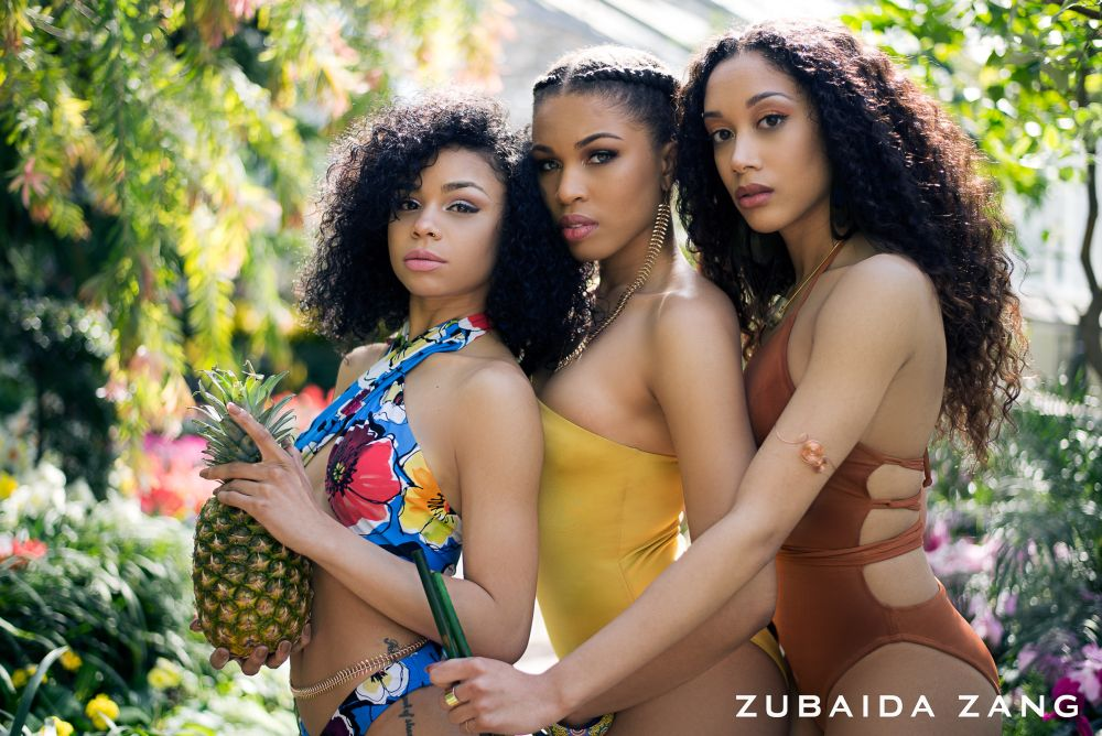 Zubaida S Zang WILD Girls of Summer Collection Debut - Bellanaija - March2015006