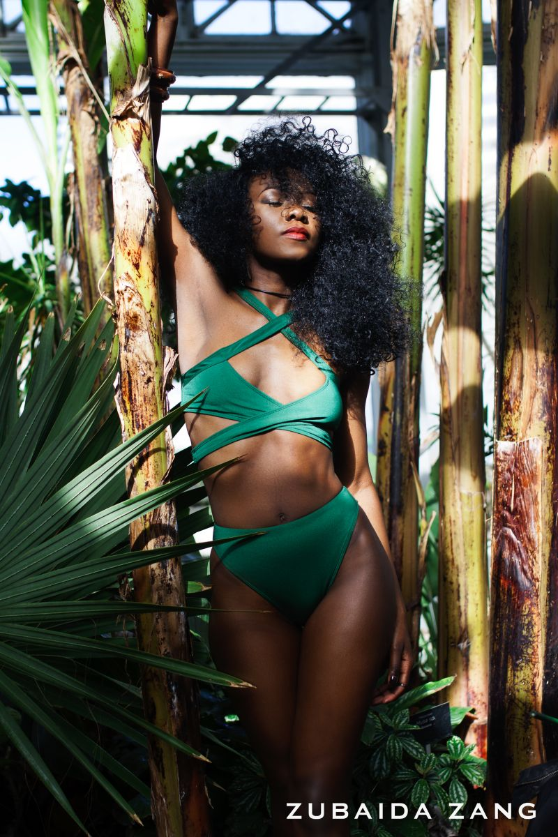 Zubaida S Zang WILD Girls of Summer Collection Debut - Bellanaija - March2015008