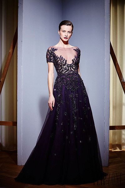 Zuhair Murad Fall Winter Ready to Wear 2015 2016 Collection - BellaNaija - April20150020