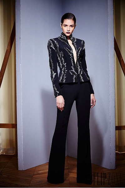 Zuhair Murad Fall Winter Ready to Wear 2015 2016 Collection - BellaNaija - April20150036
