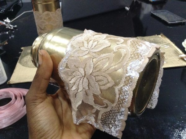 upcycled vase 5