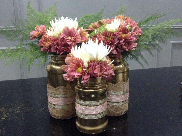 upcycled vase 8