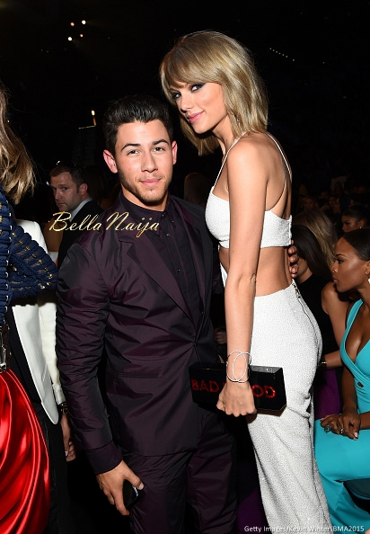 Nick Jonas & Taylor Swift