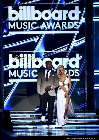 50 Cent & Rita Ora