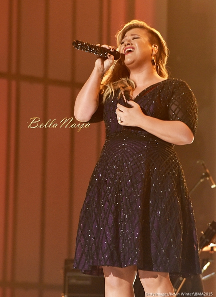 """When I was really skinny and unhappy, I wanted to kill myself"" - Kelly Clarkson - BellaNaija"
