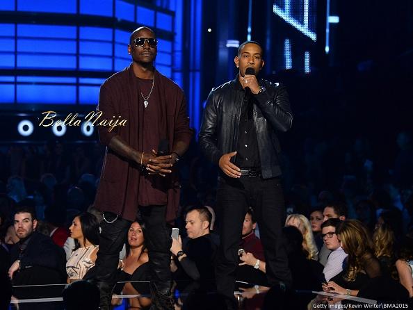 Tyrese & Ludacris