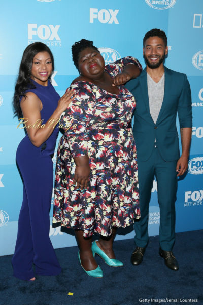 Taraji P. Henson, Gabourey Sidibe and Jussie Smollett