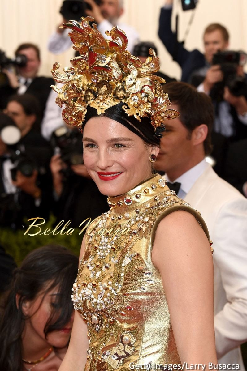 2015 Met Gala - Bellanaija - May2015003_001
