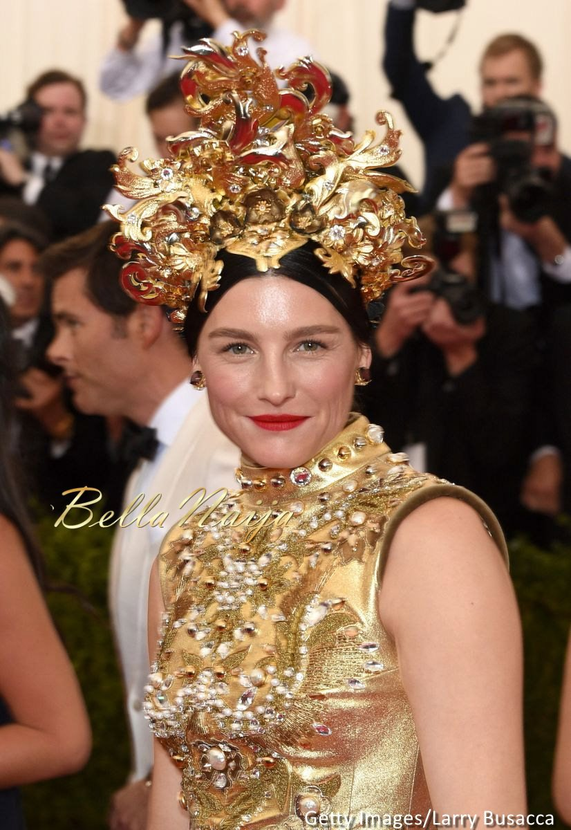 2015 Met Gala - Bellanaija - May2015004_001