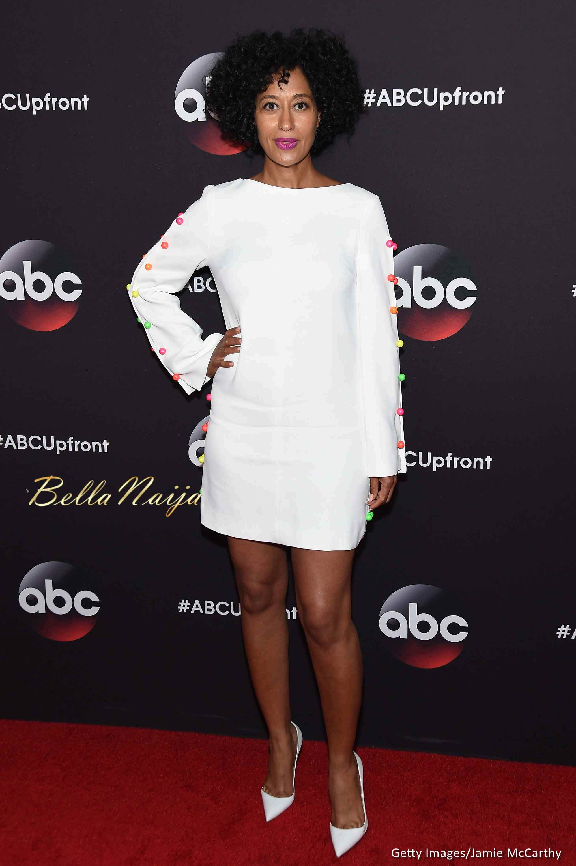 kerry washington tracee ellis ross shonda rhimes amp more attend the 2015 abc upfront event