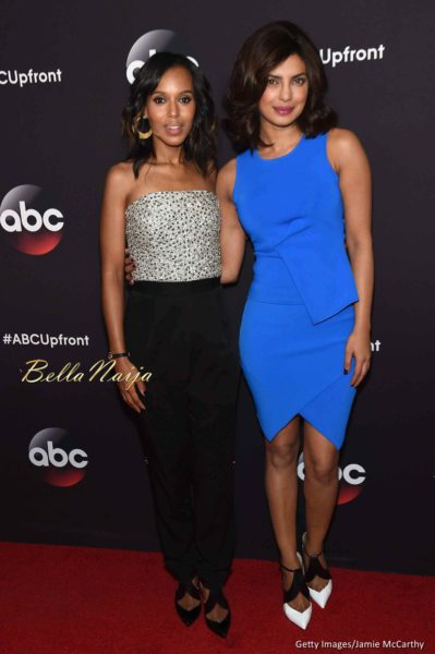 Kerry Washington & Priyanka Chopra