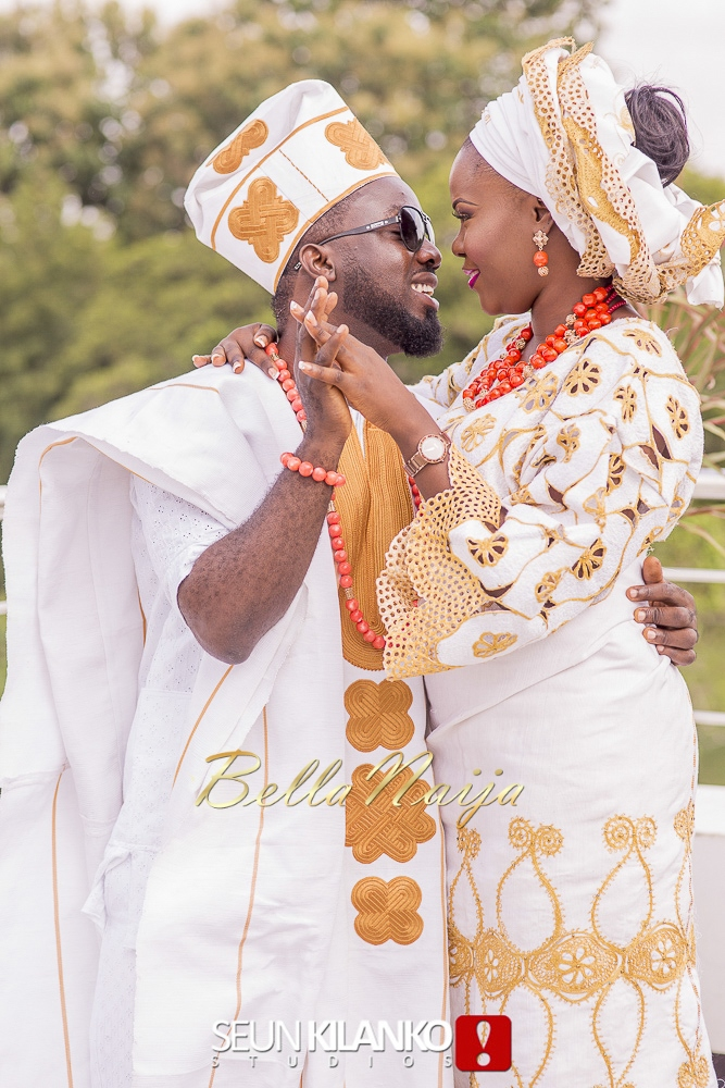 Abinibi Wedding - BellaNaija - May 2015-TolaniJames Wedding - Seun Kilanko Studios-28