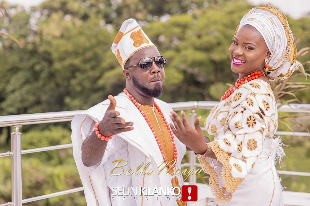 Abinibi Wedding - BellaNaija - May 2015-TolaniJames Wedding - Seun Kilanko Studios-29