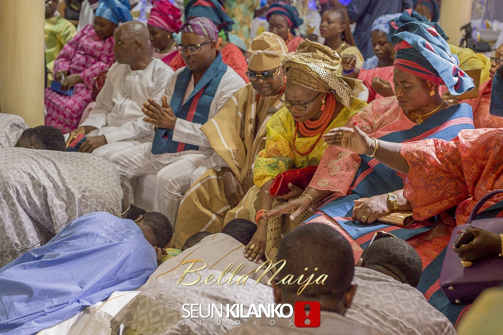 Abinibi Wedding - BellaNaija - May 2015-TolaniJames Wedding - Seun Kilanko Studios-38