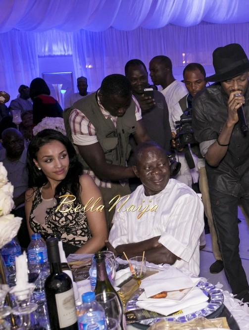 Adams Oshiomhole & Lala Fortez Wedding - May 2015 crop
