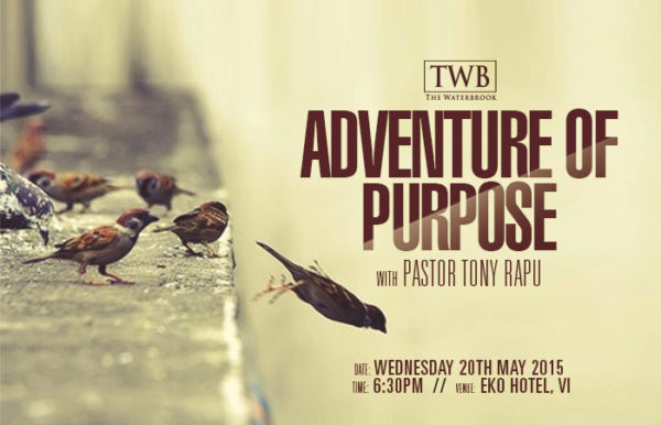 Adventure of Purpose  TWB - BellaNaija - May2015001