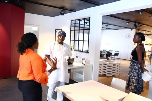 Ann Ogbeide & Zainab Quadri in a Conversation about Design