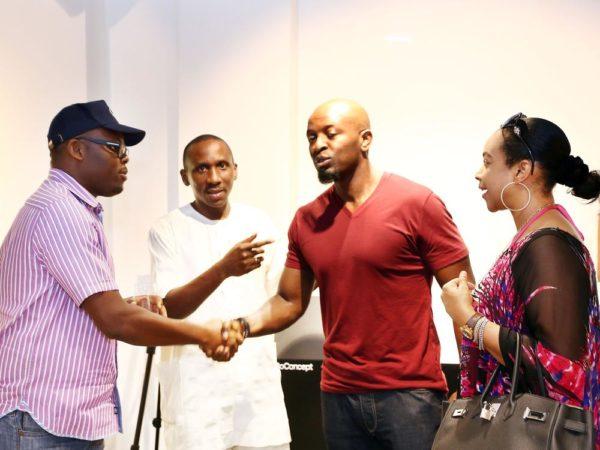 Femi & Sandra Solebo, Chuwkwuka Ikwuazon & Simeon Obidairo