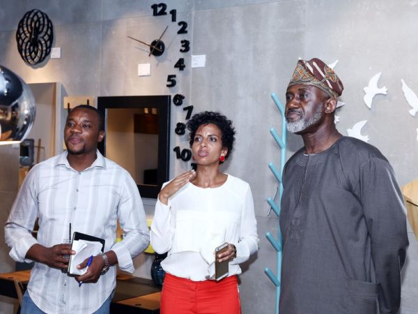 Gbenga Oyebode & Yetunde Babaeko