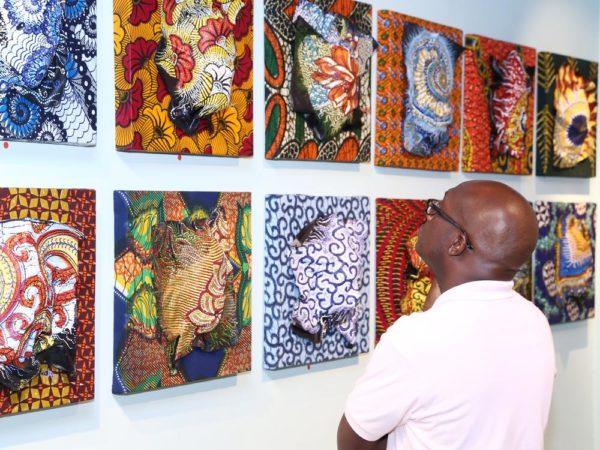 Peju Alatise's work