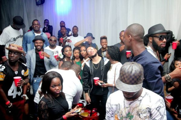 At The Club Remy Post Event - BellaNaija - May 2015004