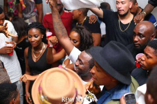 At The Club Remy Post Event - BellaNaija - May 2015007