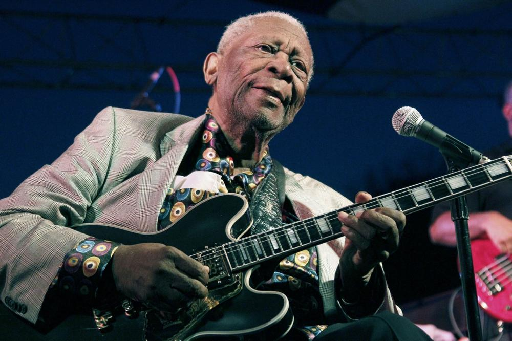 the music world has lost a legend king of blues bb king passes away at 89. Black Bedroom Furniture Sets. Home Design Ideas