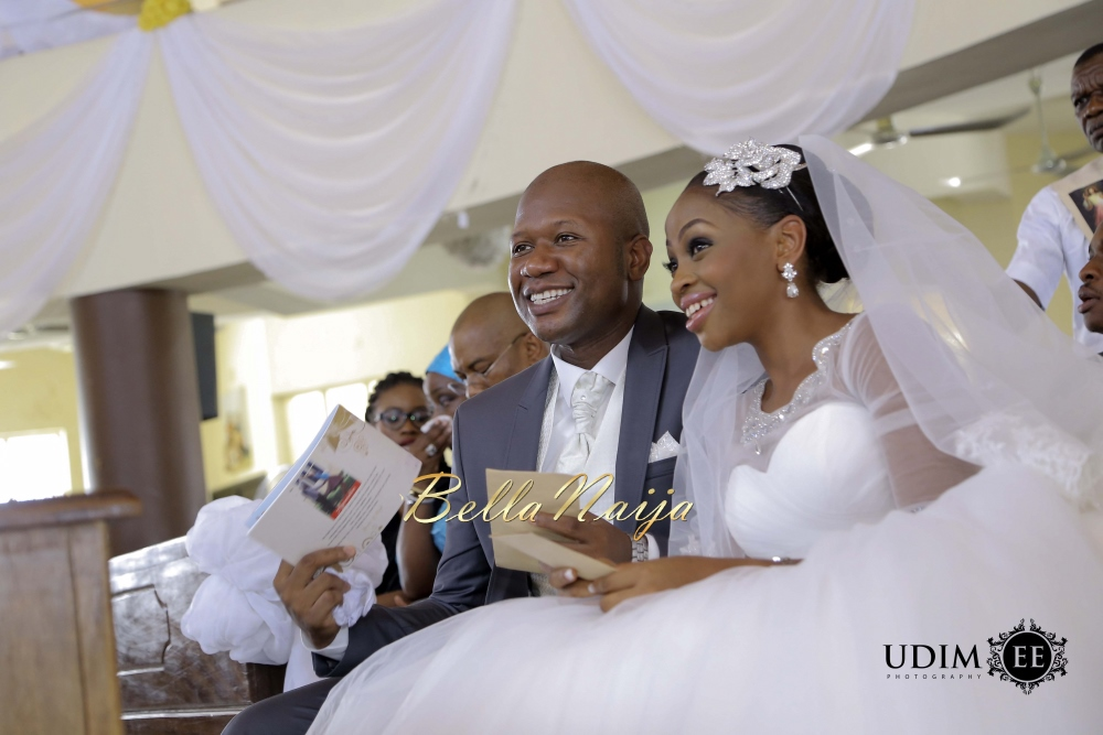 BellaNaija Weddings 2015 - Chioma & Bright - Udimee Photography - Igbo NigerianB-THE SERVICE (16)