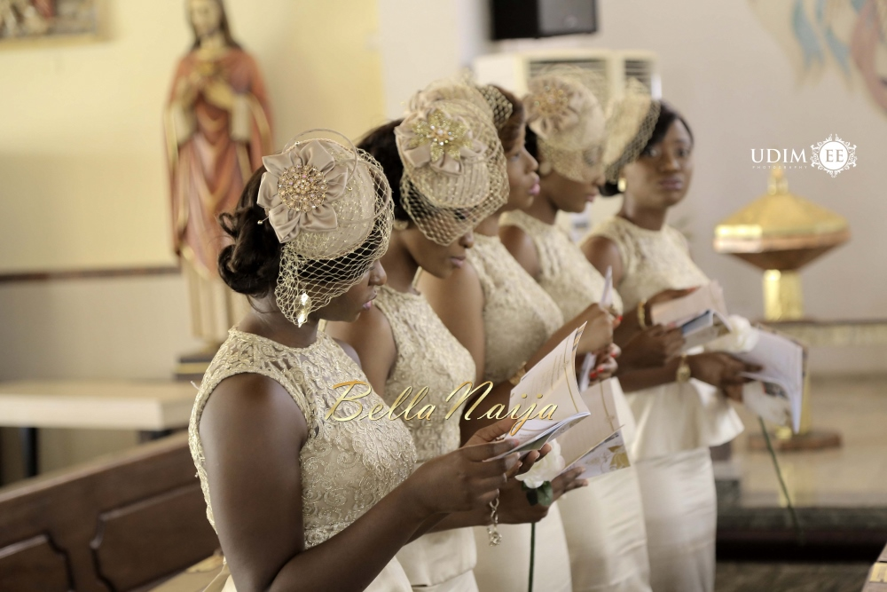 BellaNaija Weddings 2015 - Chioma & Bright - Udimee Photography - Igbo NigerianB-THE SERVICE (6)