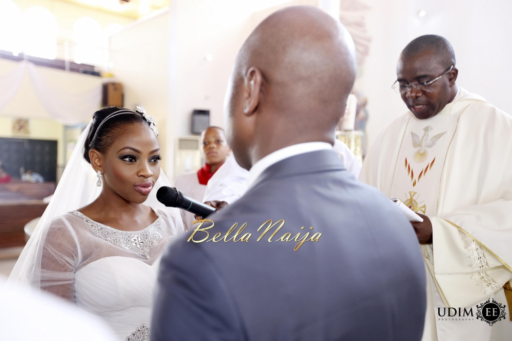 BellaNaija Weddings 2015 - Chioma & Bright - Udimee Photography - Igbo NigerianB-THE SERVICE (9)