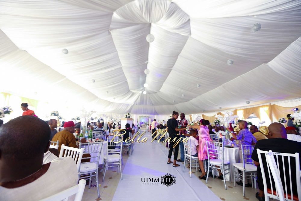 BellaNaija Weddings 2015 - Chioma & Bright - Udimee Photography - Igbo NigerianD-THE HALL (4)